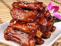 Spare ribs Meal