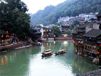tuojiang river in hunan